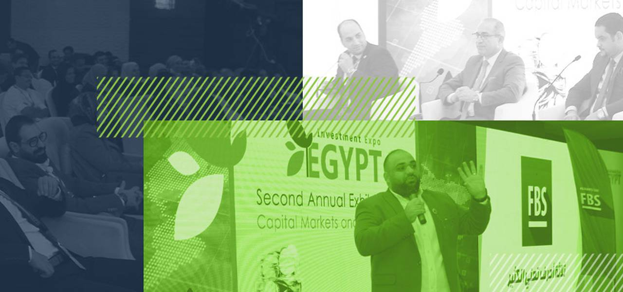FBS di Egypt Investment Expo 2019